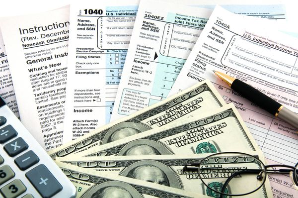 Our Taxing Times Signing Your Return
